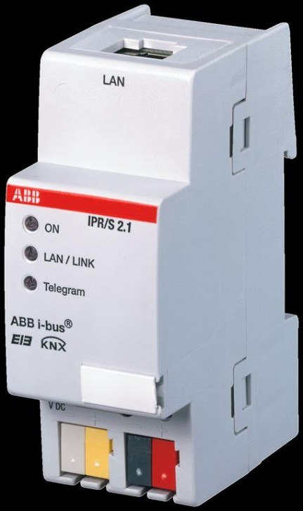 ABB IPR/S2.1 IP-Router VPE: 1 Stk 2CDG110061R0011